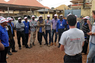 TGS Technical Training in Guinea – January 2019