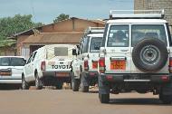 TGS formación en Camerún