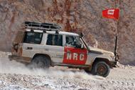 TGS-Fahrzeuge im Einsatz