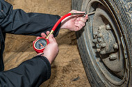 Top Tips About Tyre Pressure!