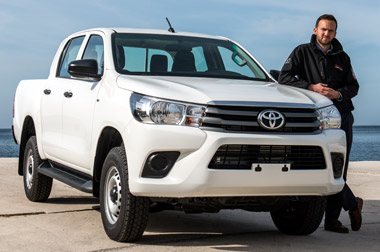 Top Videos of 2018 - Hilux test drive