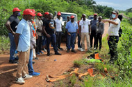 Training in Sierra Leone with World Hope