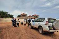 UN-TGS Driver Certification - Senegal Training Event