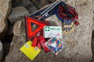 kit d'urgence véhicule